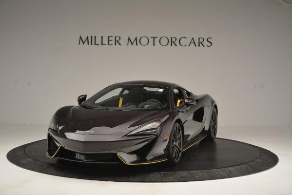 Used 2018 McLaren 570S for sale Sold at Alfa Romeo of Westport in Westport CT 06880 1