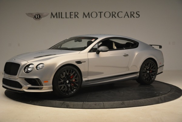 Used 2017 Bentley Continental GT Supersports for sale Sold at Alfa Romeo of Westport in Westport CT 06880 2