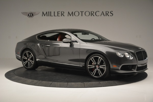 Used 2015 Bentley Continental GT V8 S for sale Sold at Alfa Romeo of Westport in Westport CT 06880 10