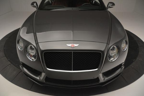 Used 2015 Bentley Continental GT V8 S for sale Sold at Alfa Romeo of Westport in Westport CT 06880 13