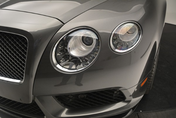 Used 2015 Bentley Continental GT V8 S for sale Sold at Alfa Romeo of Westport in Westport CT 06880 14
