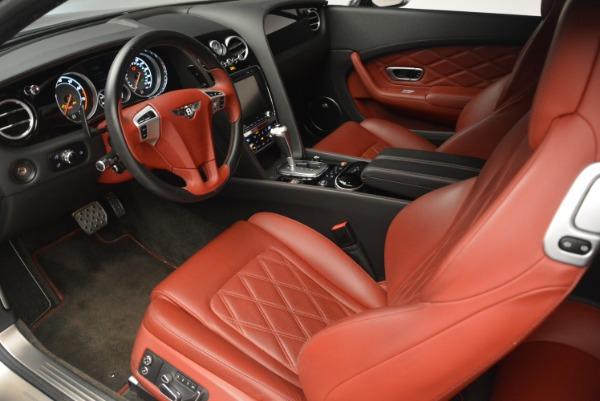 Used 2015 Bentley Continental GT V8 S for sale Sold at Alfa Romeo of Westport in Westport CT 06880 18