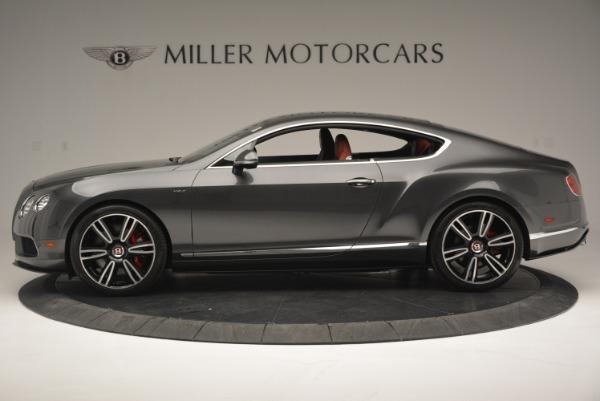 Used 2015 Bentley Continental GT V8 S for sale Sold at Alfa Romeo of Westport in Westport CT 06880 3