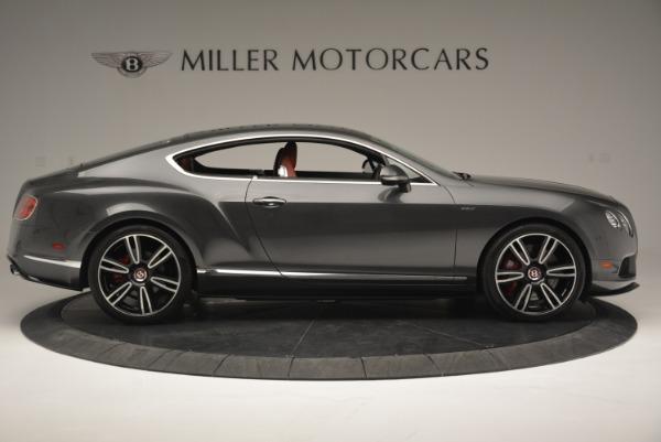 Used 2015 Bentley Continental GT V8 S for sale Sold at Alfa Romeo of Westport in Westport CT 06880 9