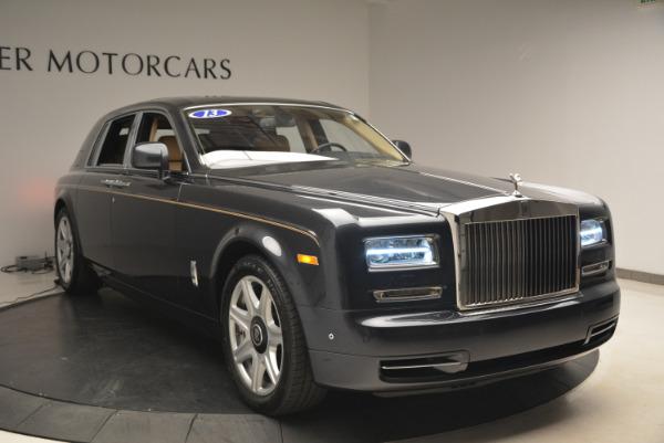 Used 2013 Rolls-Royce Phantom for sale Sold at Alfa Romeo of Westport in Westport CT 06880 2