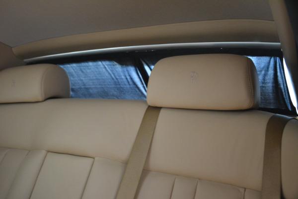 Used 2013 Rolls-Royce Phantom for sale Sold at Alfa Romeo of Westport in Westport CT 06880 23