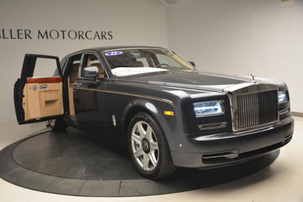 Used 2013 Rolls-Royce Phantom for sale Sold at Alfa Romeo of Westport in Westport CT 06880 5