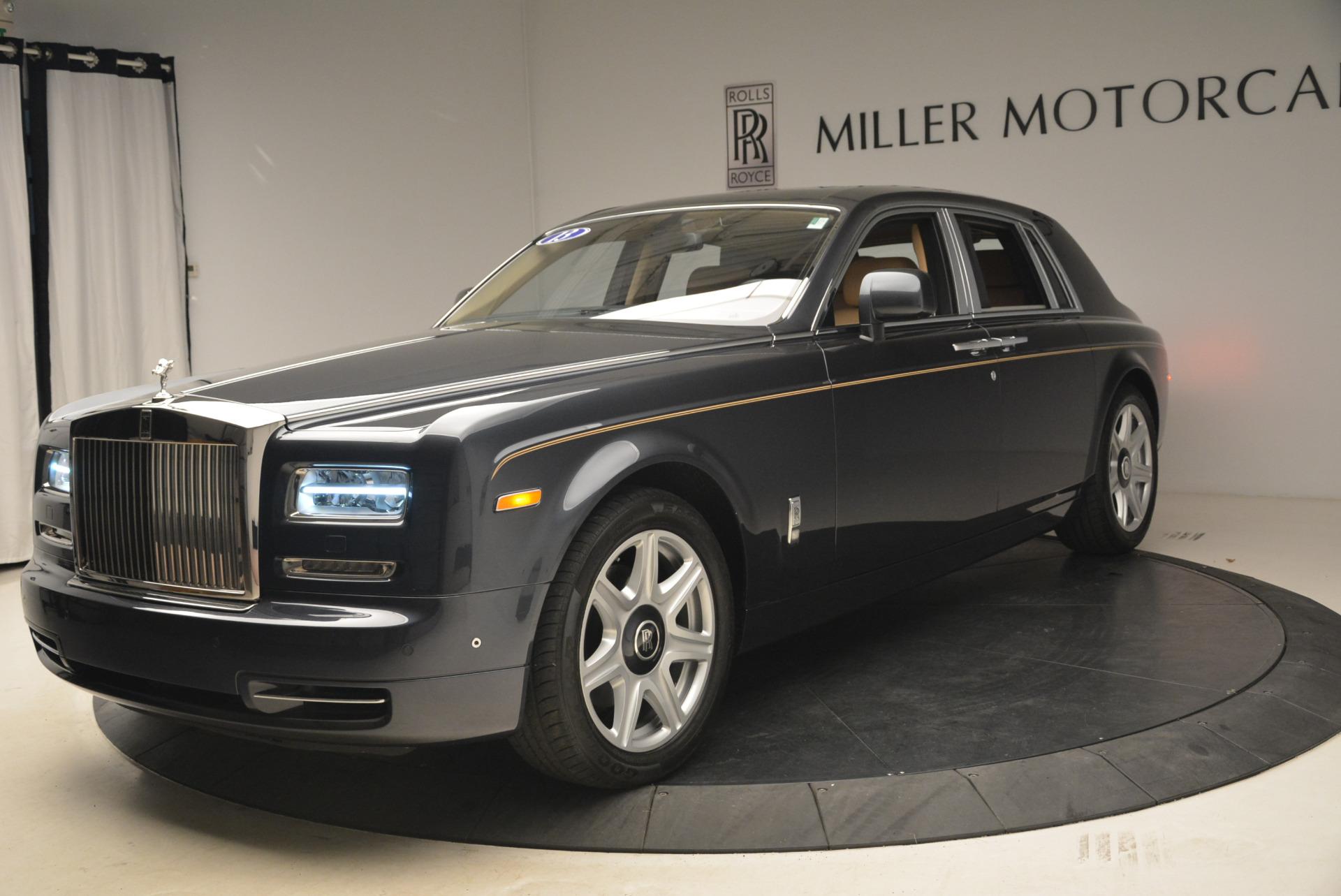 Used 2013 Rolls-Royce Phantom for sale Sold at Alfa Romeo of Westport in Westport CT 06880 1
