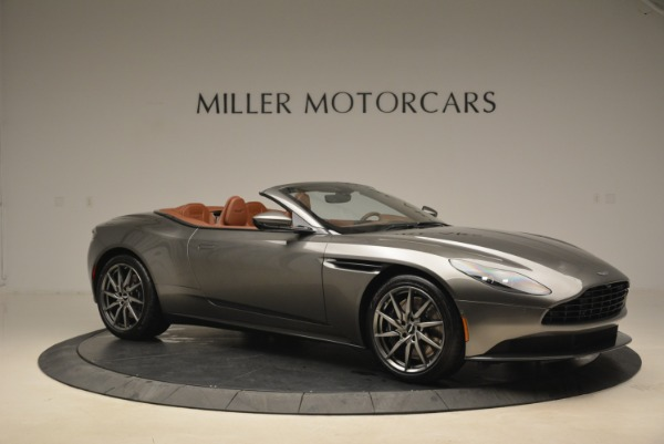 New 2019 Aston Martin DB11 Volante for sale Sold at Alfa Romeo of Westport in Westport CT 06880 10