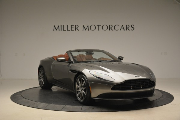 New 2019 Aston Martin DB11 Volante for sale Sold at Alfa Romeo of Westport in Westport CT 06880 11