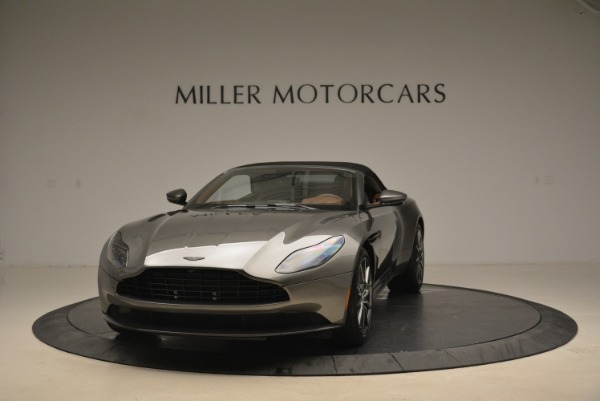 New 2019 Aston Martin DB11 Volante for sale Sold at Alfa Romeo of Westport in Westport CT 06880 13