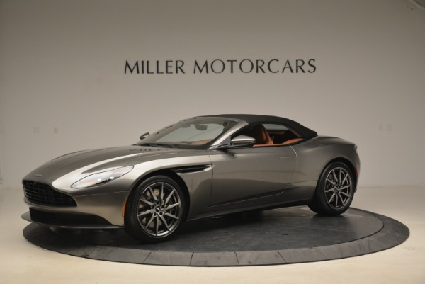 New 2019 Aston Martin DB11 Volante for sale Sold at Alfa Romeo of Westport in Westport CT 06880 14