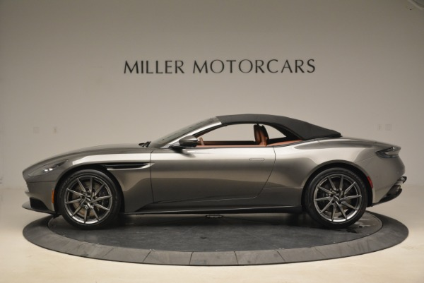 New 2019 Aston Martin DB11 Volante for sale Sold at Alfa Romeo of Westport in Westport CT 06880 15