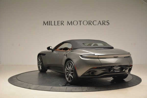 New 2019 Aston Martin DB11 Volante for sale Sold at Alfa Romeo of Westport in Westport CT 06880 17