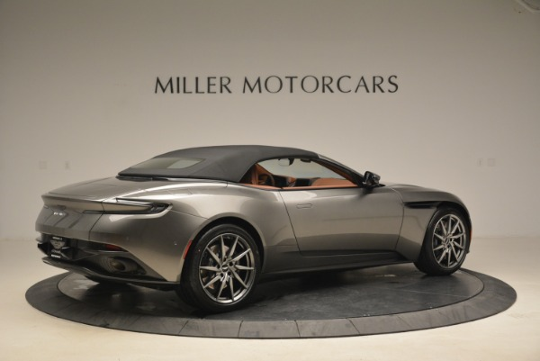 New 2019 Aston Martin DB11 Volante for sale Sold at Alfa Romeo of Westport in Westport CT 06880 20