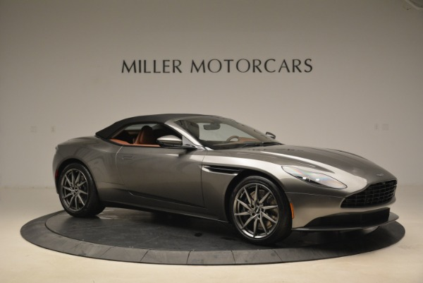New 2019 Aston Martin DB11 Volante for sale Sold at Alfa Romeo of Westport in Westport CT 06880 22