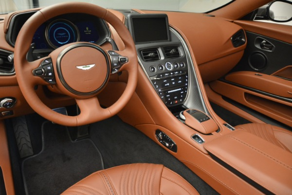 New 2019 Aston Martin DB11 Volante for sale Sold at Alfa Romeo of Westport in Westport CT 06880 26