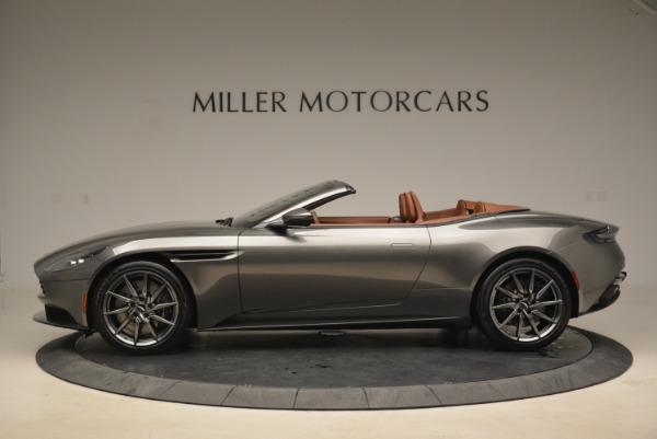 New 2019 Aston Martin DB11 Volante for sale Sold at Alfa Romeo of Westport in Westport CT 06880 3