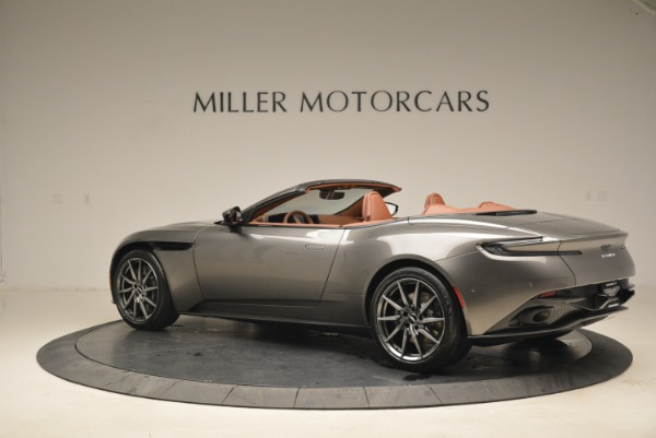 New 2019 Aston Martin DB11 Volante for sale Sold at Alfa Romeo of Westport in Westport CT 06880 4
