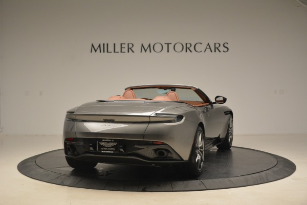 New 2019 Aston Martin DB11 Volante for sale Sold at Alfa Romeo of Westport in Westport CT 06880 7