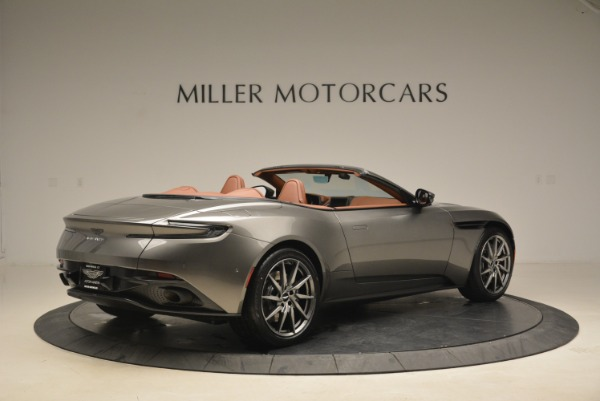 New 2019 Aston Martin DB11 Volante for sale Sold at Alfa Romeo of Westport in Westport CT 06880 8