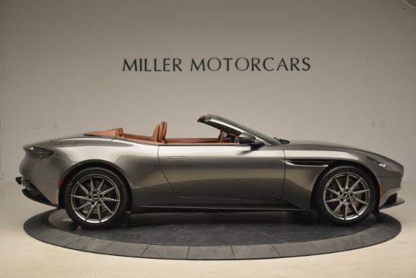 New 2019 Aston Martin DB11 Volante for sale Sold at Alfa Romeo of Westport in Westport CT 06880 9