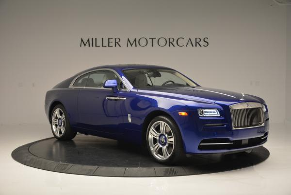 New 2016 Rolls-Royce Wraith for sale Sold at Alfa Romeo of Westport in Westport CT 06880 11