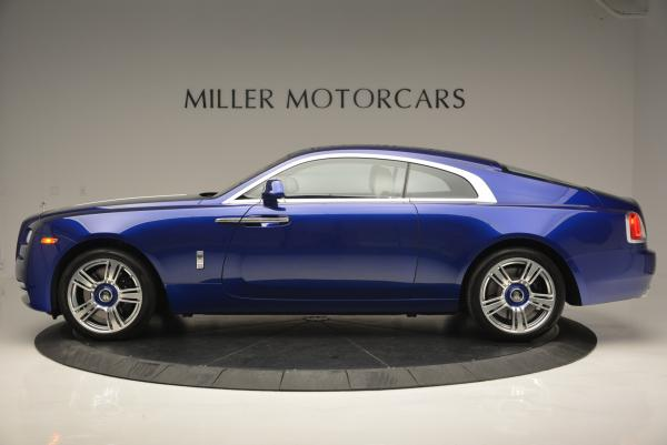 New 2016 Rolls-Royce Wraith for sale Sold at Alfa Romeo of Westport in Westport CT 06880 3