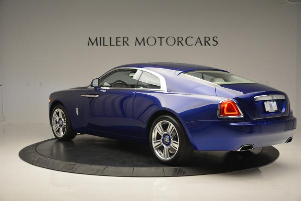 New 2016 Rolls-Royce Wraith for sale Sold at Alfa Romeo of Westport in Westport CT 06880 5