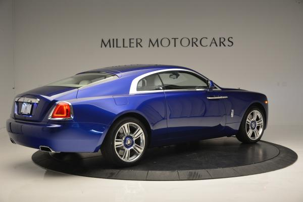 New 2016 Rolls-Royce Wraith for sale Sold at Alfa Romeo of Westport in Westport CT 06880 8