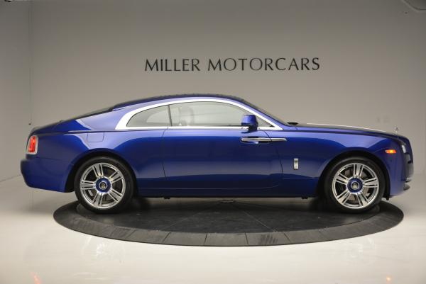 New 2016 Rolls-Royce Wraith for sale Sold at Alfa Romeo of Westport in Westport CT 06880 9