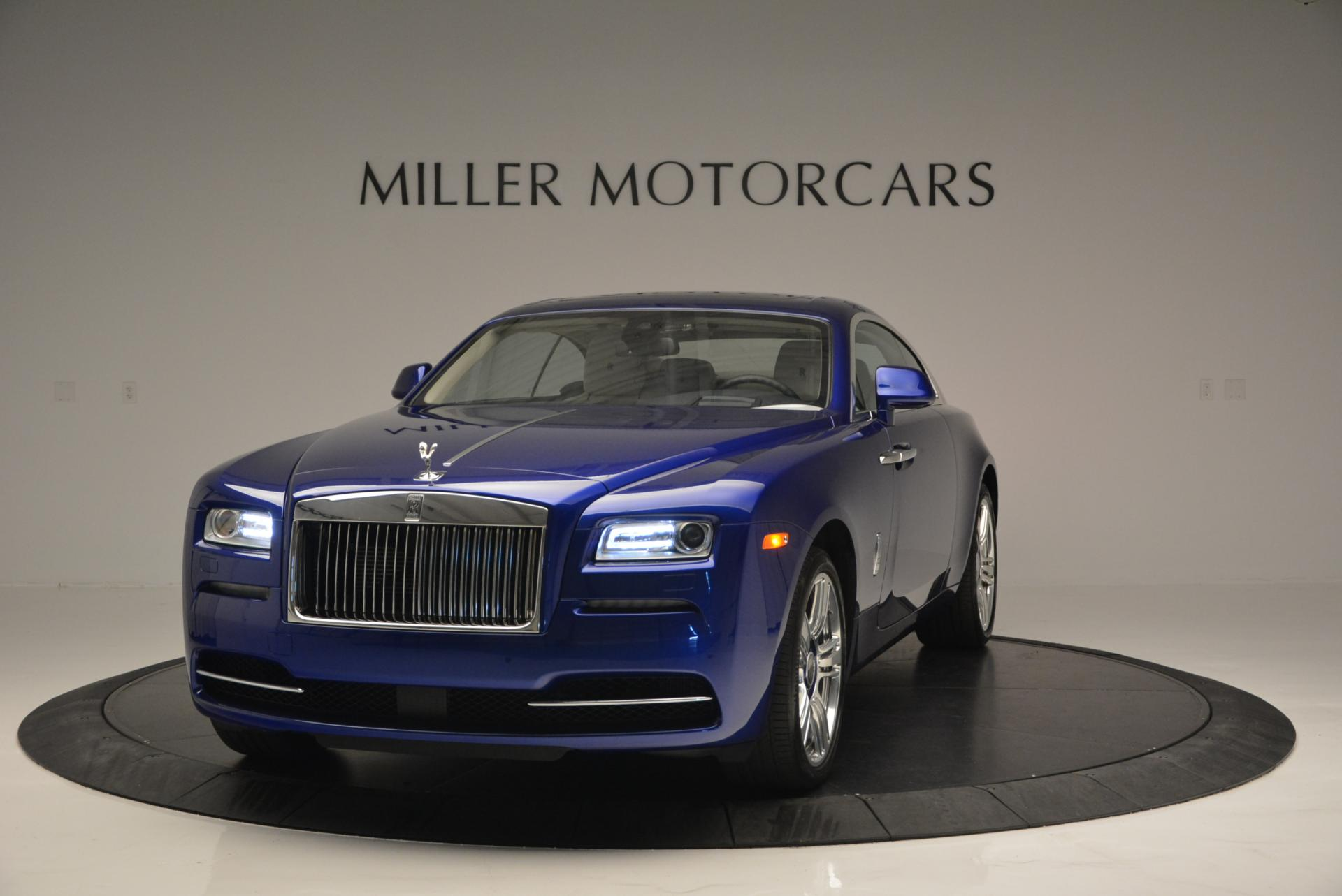 New 2016 Rolls-Royce Wraith for sale Sold at Alfa Romeo of Westport in Westport CT 06880 1