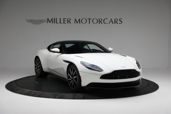 New 2018 Aston Martin DB11 V8 Coupe for sale Sold at Alfa Romeo of Westport in Westport CT 06880 10