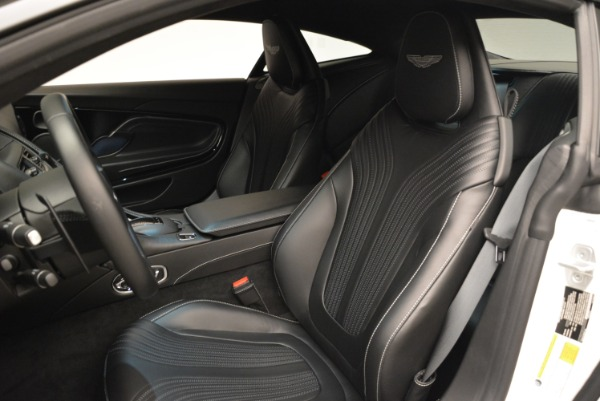 New 2018 Aston Martin DB11 V8 Coupe for sale Sold at Alfa Romeo of Westport in Westport CT 06880 14