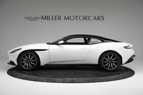 New 2018 Aston Martin DB11 V8 Coupe for sale Sold at Alfa Romeo of Westport in Westport CT 06880 2
