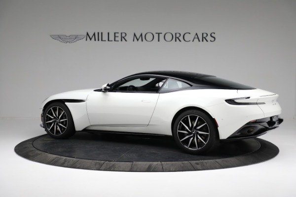 New 2018 Aston Martin DB11 V8 Coupe for sale Sold at Alfa Romeo of Westport in Westport CT 06880 3