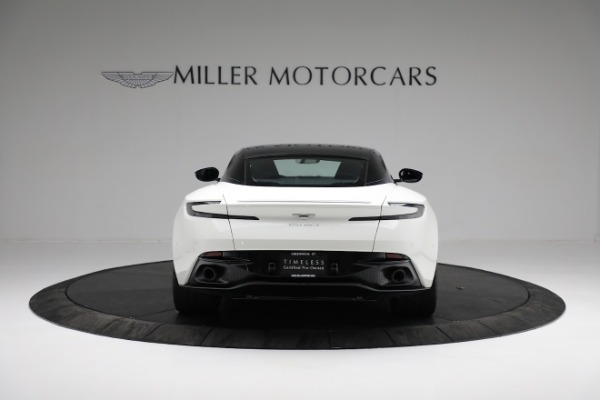 New 2018 Aston Martin DB11 V8 Coupe for sale Sold at Alfa Romeo of Westport in Westport CT 06880 5
