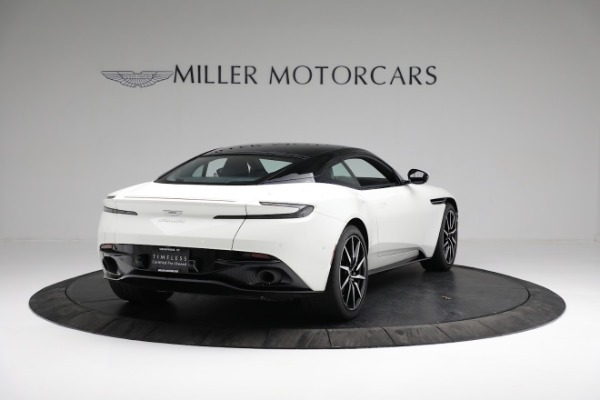 New 2018 Aston Martin DB11 V8 Coupe for sale Sold at Alfa Romeo of Westport in Westport CT 06880 6