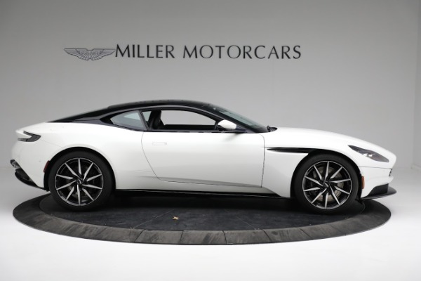 New 2018 Aston Martin DB11 V8 Coupe for sale Sold at Alfa Romeo of Westport in Westport CT 06880 8