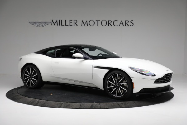 New 2018 Aston Martin DB11 V8 Coupe for sale Sold at Alfa Romeo of Westport in Westport CT 06880 9