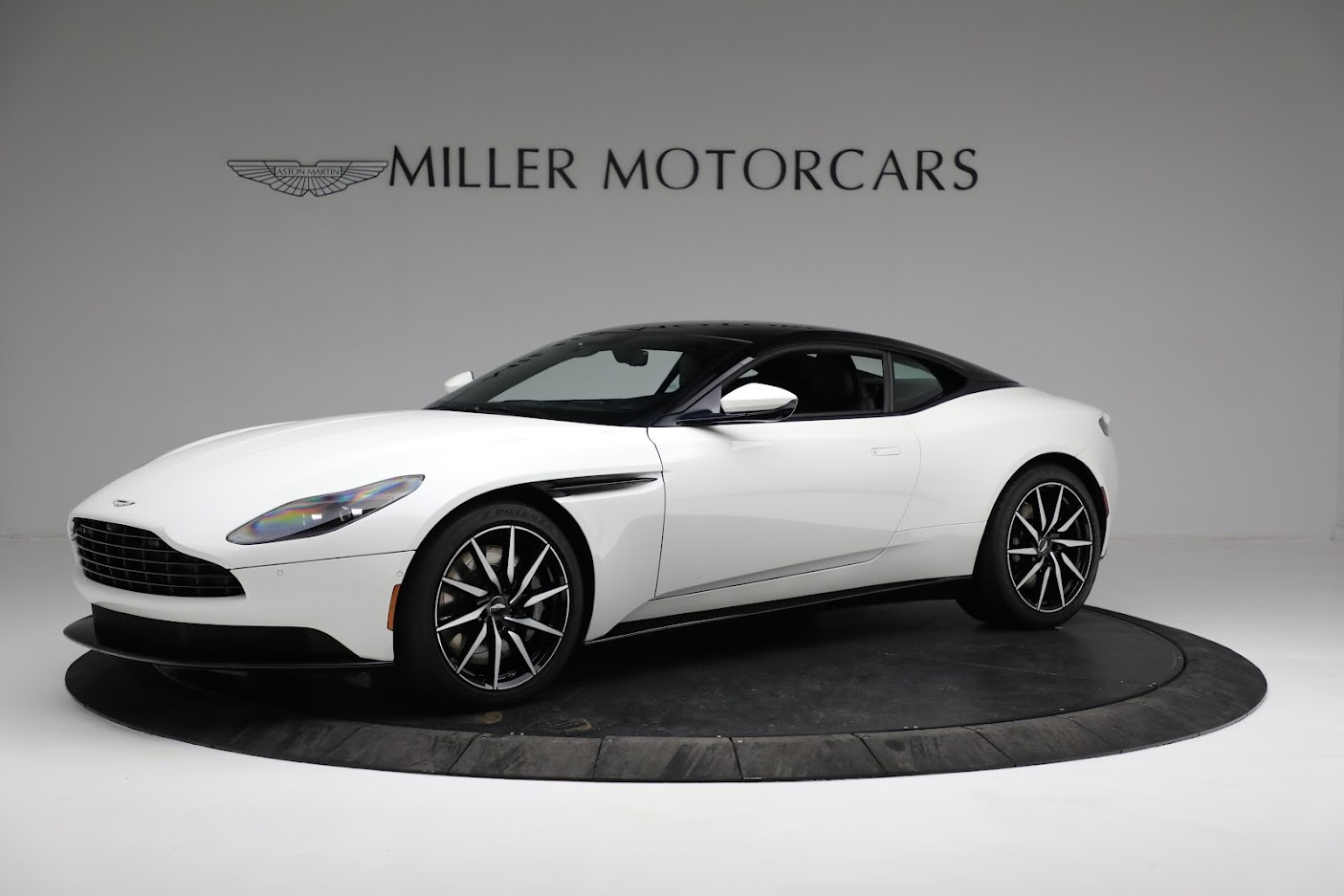 New 2018 Aston Martin DB11 V8 Coupe for sale Sold at Alfa Romeo of Westport in Westport CT 06880 1