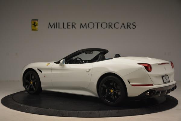 Used 2016 Ferrari California T for sale Sold at Alfa Romeo of Westport in Westport CT 06880 4