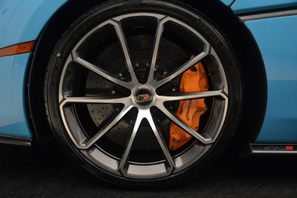 Used 2018 McLaren 570S Spider for sale Sold at Alfa Romeo of Westport in Westport CT 06880 25