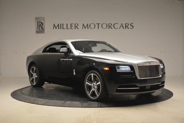 Used 2014 Rolls-Royce Wraith for sale Sold at Alfa Romeo of Westport in Westport CT 06880 11