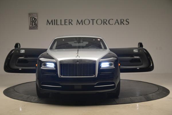Used 2014 Rolls-Royce Wraith for sale Sold at Alfa Romeo of Westport in Westport CT 06880 13
