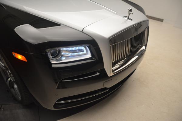 Used 2014 Rolls-Royce Wraith for sale Sold at Alfa Romeo of Westport in Westport CT 06880 15