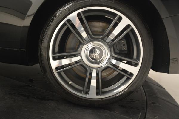 Used 2014 Rolls-Royce Wraith for sale Sold at Alfa Romeo of Westport in Westport CT 06880 16