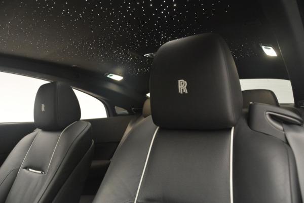 Used 2014 Rolls-Royce Wraith for sale Sold at Alfa Romeo of Westport in Westport CT 06880 17