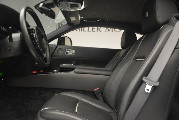 Used 2014 Rolls-Royce Wraith for sale Sold at Alfa Romeo of Westport in Westport CT 06880 18