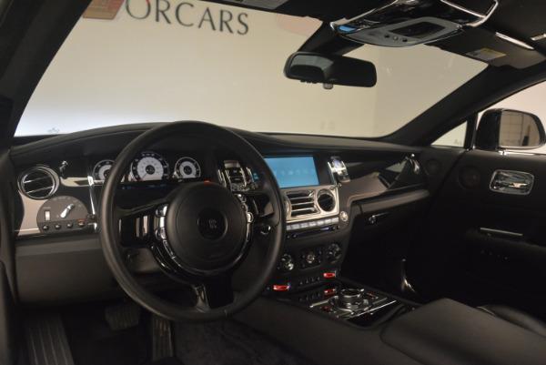 Used 2014 Rolls-Royce Wraith for sale Sold at Alfa Romeo of Westport in Westport CT 06880 19